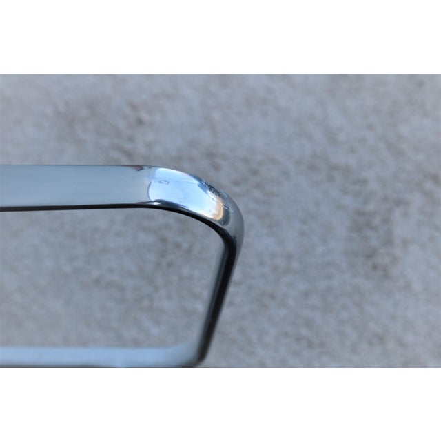 Mid-Century Modern Herman Miller Eames Aluminum Group Black Management Chair For Sale - Image 10 of 13