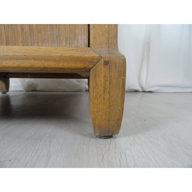 1970's Century Furniture End Table For Sale - Image 10 of 11