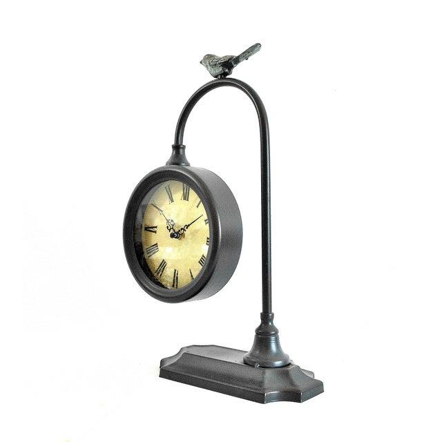 Bird Tabletop Clock - Image 2 of 6