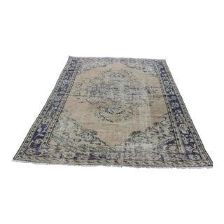 Vintage Turkish Room Size Carpet - 9' 1'' x 5' 6''