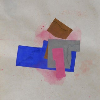 "Jean Feinberg ""P2.14"" Painting For Sale"