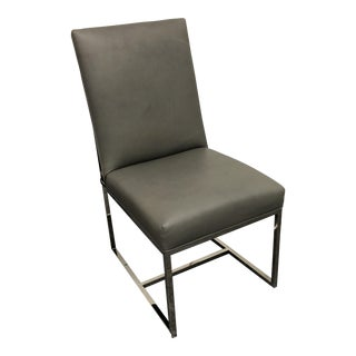 Restoration Hardware Grant Leather Chair