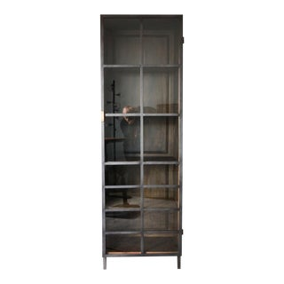 Rustic Display Cabinet For Sale