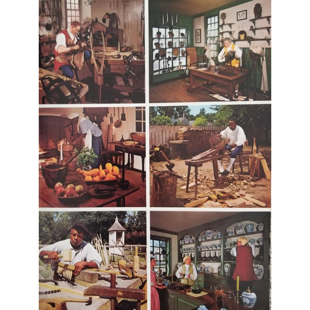 Williamsburg Reproductions - Interior Designs for Today's Living 1973 For Sale - Image 4 of 7