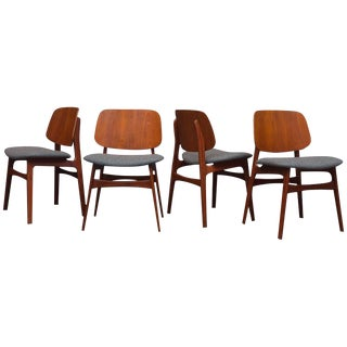 Børge Mogensen Dining Chairs - Set of 8