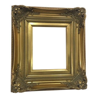 Traditional Gold Picture Frame