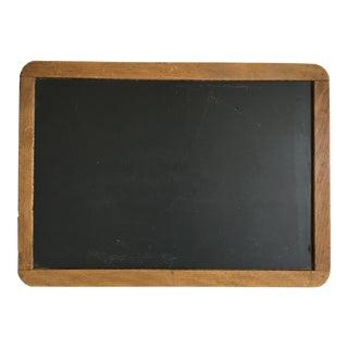 Moving Sale - Antique School Slate Chalk Board
