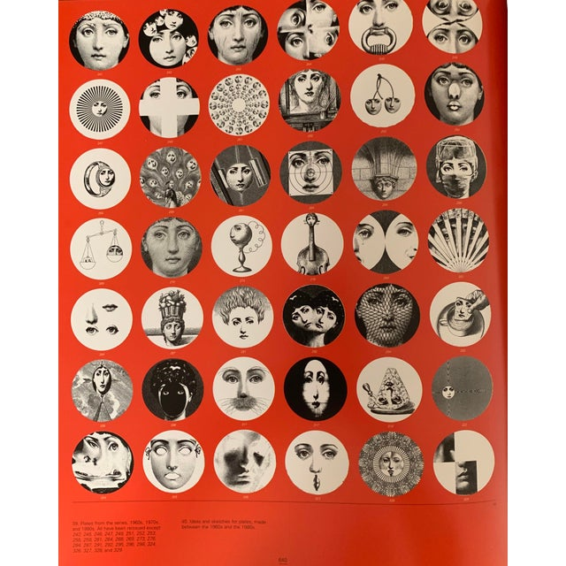 Atelier Fornasetti Fornasetti the Complete Universe Book by Barnaba Fornasetti and Mariuccia Casadio for Rizzoli For Sale - Image 4 of 13
