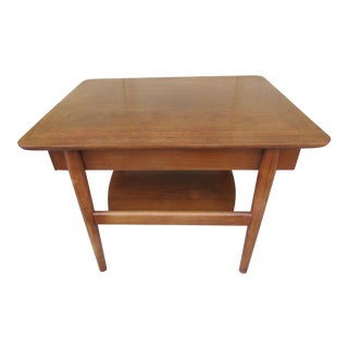 Mid-Century Modern End Table - American of Martinsville