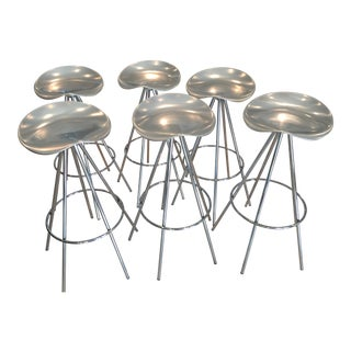 Knoll Jamaica Barstools - Set of 3 For Sale