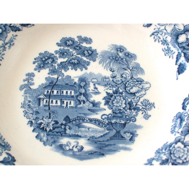 Blue & White Royal Staffordshire Bowls - Set of 8 - Image 9 of 11