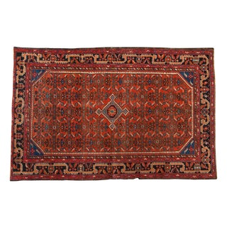 "Vintage Malayer Rug - 4'5"" X 6'9"" For Sale"