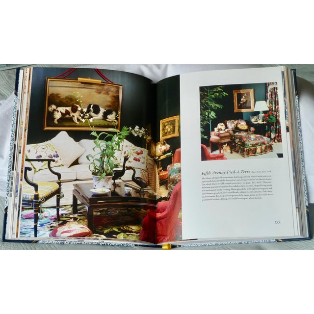 Mario Buatta, Interior Decorator Book For Sale In New York - Image 6 of 8