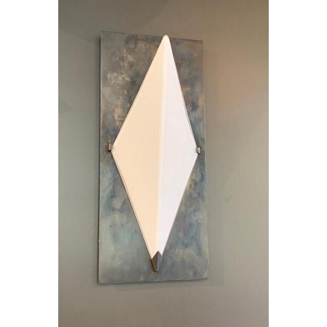 Visual Comfort Visual Comfort Forma Wall Sconce Showroom Sample For Sale - Image 4 of 4