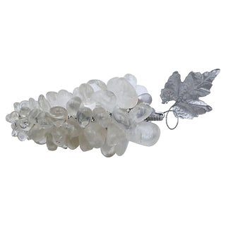 Natural Stone Quartz Grape Cluster For Sale