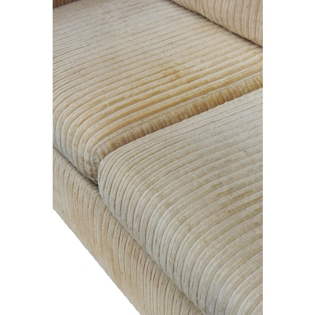 Parsons Sofa by Milo Baughman for Thayer Coggin For Sale - Image 10 of 11