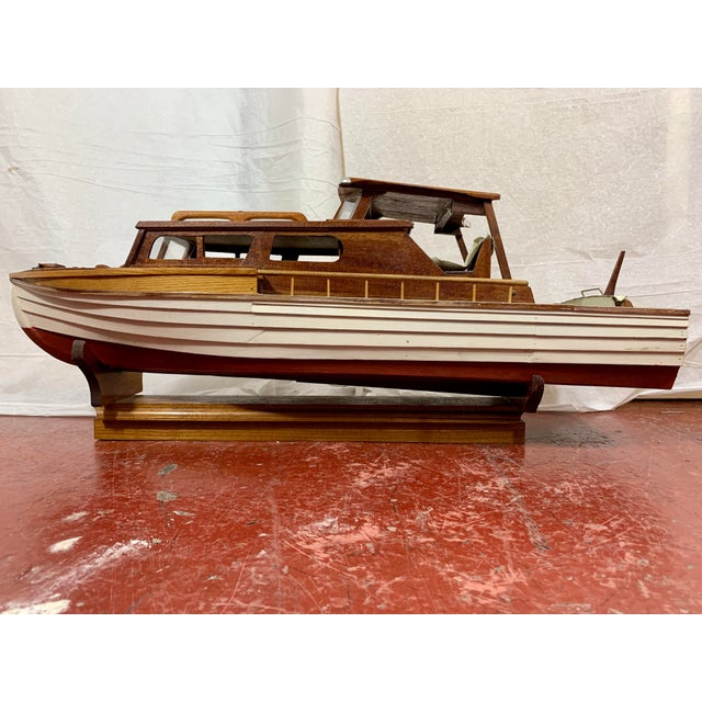 1950 Chriscraft Lake Boat For Sale - Image 4 of 8