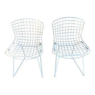 Bertoia Chair Child Size - A Pair