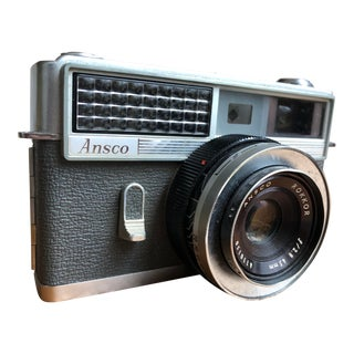 Vintage Camera Ansco 35 MM Autoset W/Box For Sale