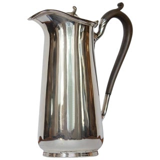 Late 19th Century Antique English Hot Chocolate / Coffee Pot For Sale