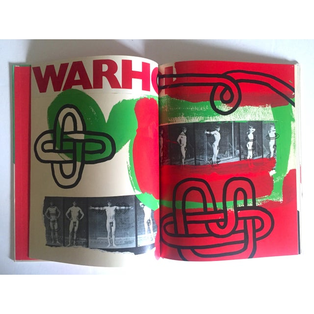"Black Keith Haring ""Eight Ball"" 1989 Rare 1st Edition Japanese Hardcover Collector Art Book For Sale - Image 8 of 11"