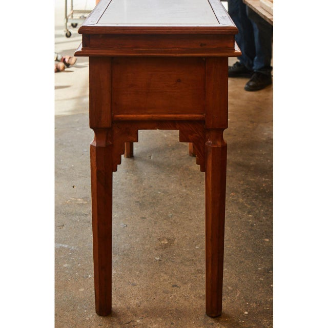 1920's Italian sideboard For Sale - Image 9 of 11