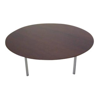 Florence Knoll Parallel Bar Rosewood Coffee Table