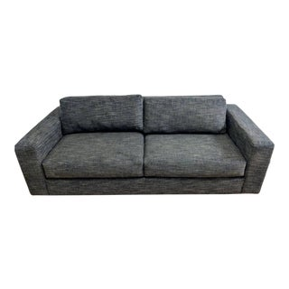 Modern West Elm Urban Sofa For Sale