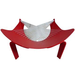 Wing Chair by Peter Karpf