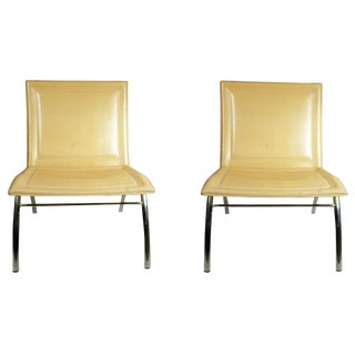Modern Italian Occasional Chairs For Sale