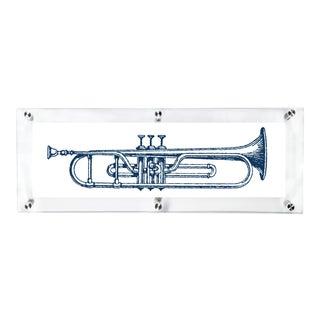 Mitchell Black Home Trumpet Art