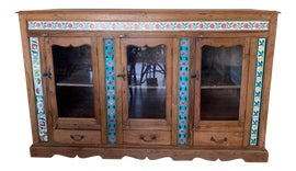 Image of British Colonial Credenzas and Sideboards
