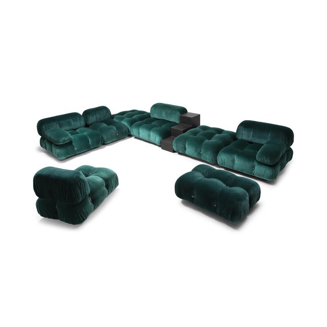 Camaleonda Sectional Sofa by Mario Bellini For Sale - Image 9 of 9