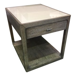 Rustic Caracole Fusion End Table For Sale