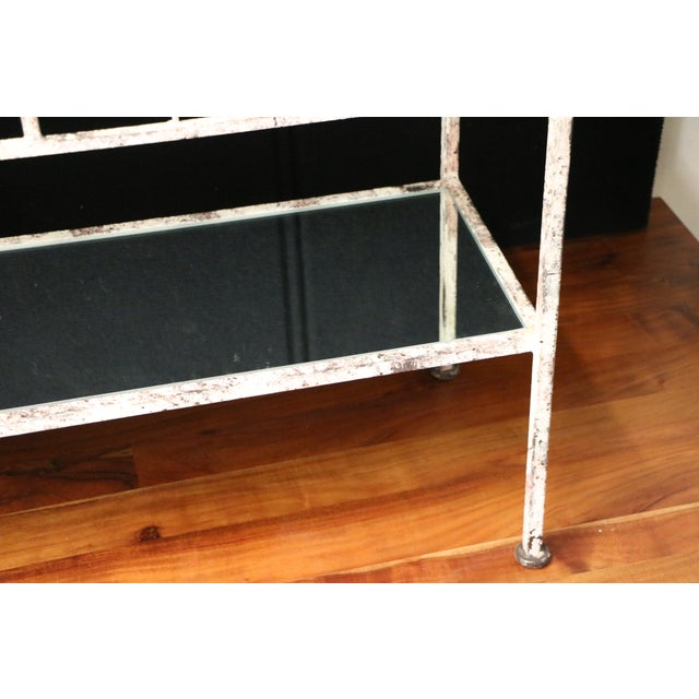 Diego Giacometti Style Console Table - Image 5 of 6