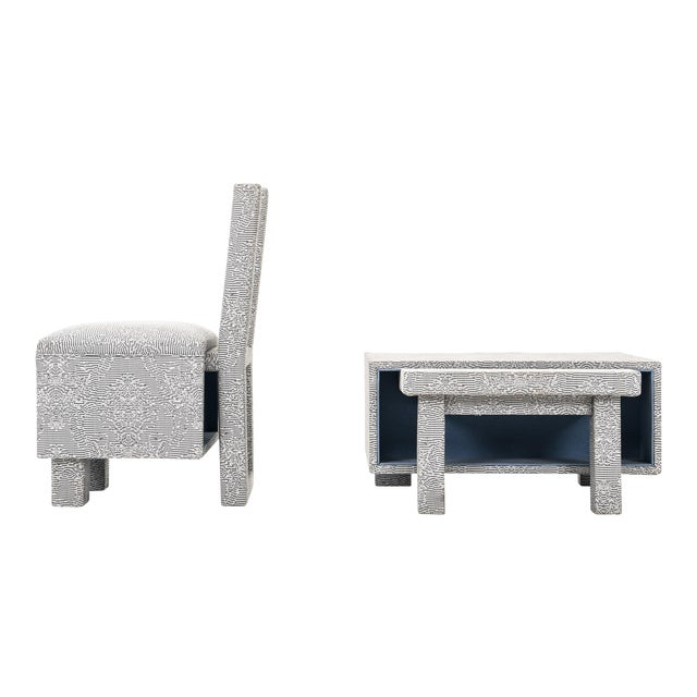 Studio Mingle-Maeda Chair and Side Table for Droog - Image 1 of 9