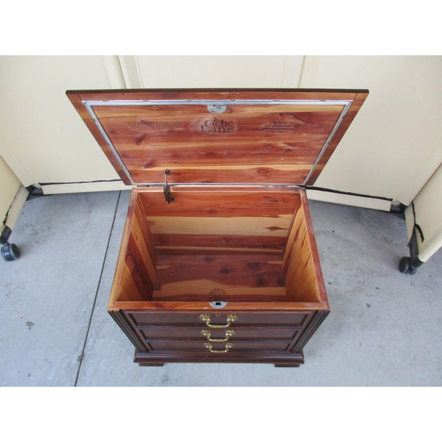 Lane Cache' Collection Cedar Chest - Image 5 of 9