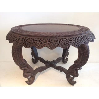 19th Century Raj Anglo Indian Center Table Preview