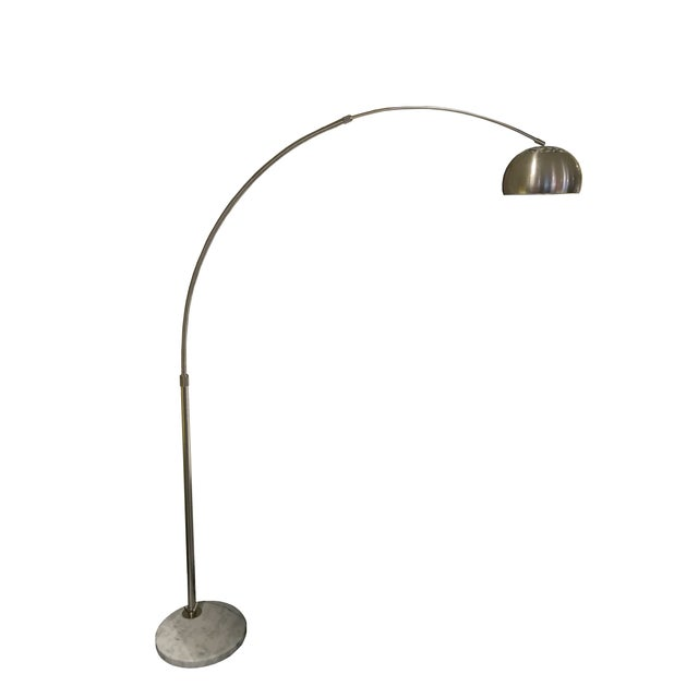 Mid-Century Arc Lamp For Sale