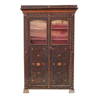 1900's Rustic Tall Cabinet
