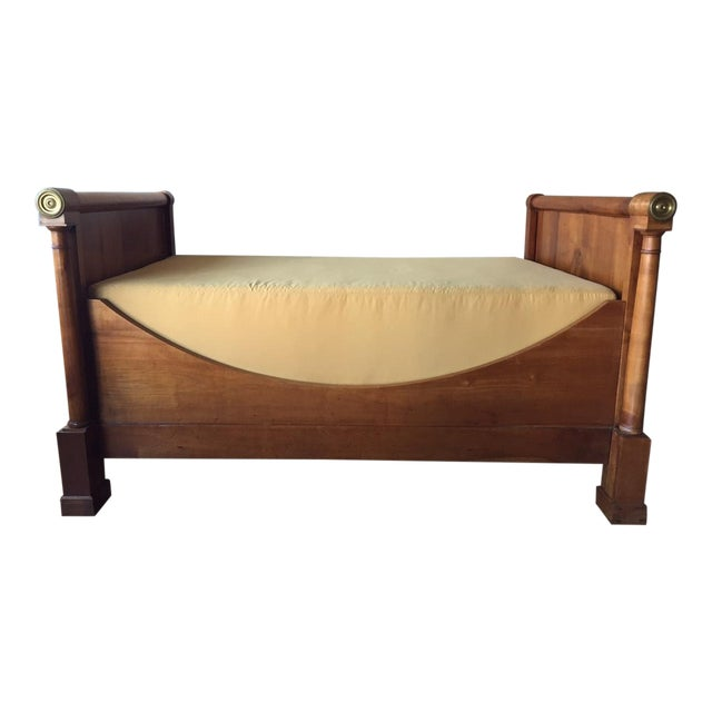 French Empire-Style Daybed - Image 1 of 8