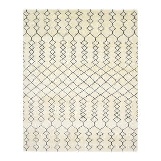 Dante, Hand-Knotted Area Rug - 8 X 10 For Sale