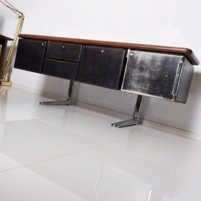 1960s Warren Platner Huge Executive Sideboard Credenza, Knoll International 1960s For Sale - Image 5 of 11