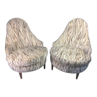 Adrian Pearsall Chairs- a Pair For Sale