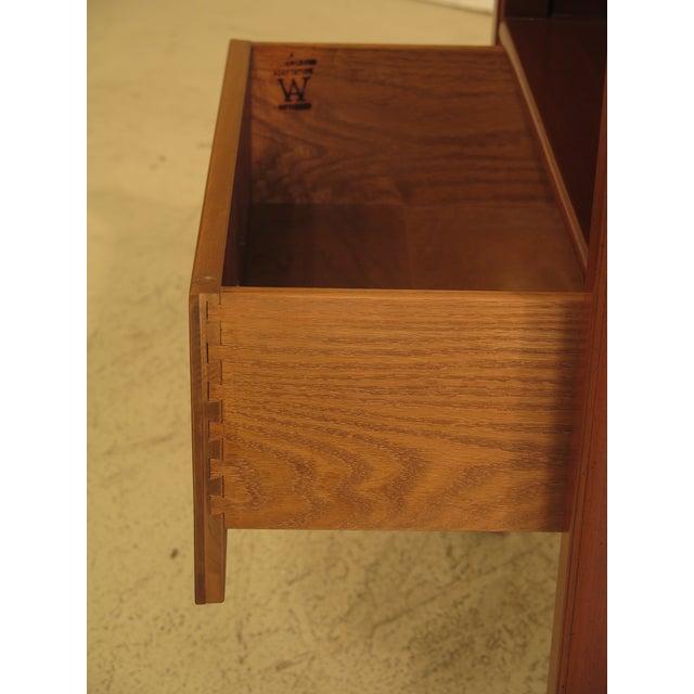 Kittinger Williamsburg Mahogany Bedside Commode | Chairish