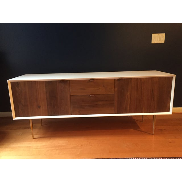 Mid-Century Modern Credenza - Image 2 of 6