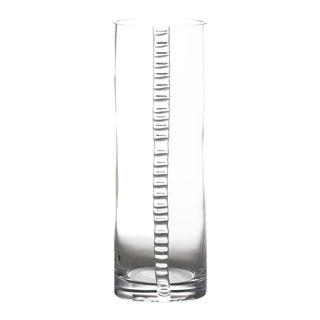 Maui Ripple Glass Vase For Sale