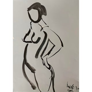Figure Study III by Anne Darby Parker For Sale