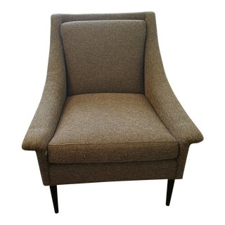 Mid-Century Style Occasional Chair