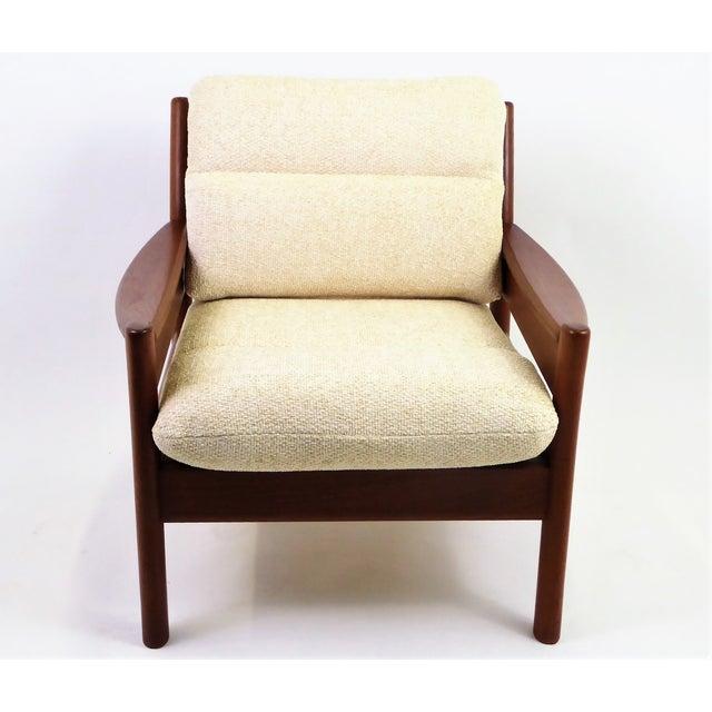Dyrlund Lounge Teak Lounge Armchair, Denmark 1960s For Sale - Image 12 of 13